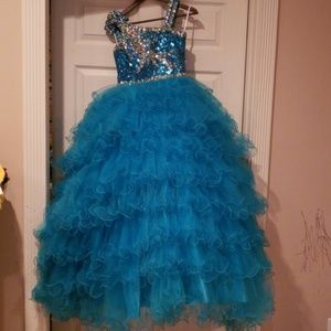 Pageant Dress/Ball Gown